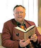 Author photo. Robin J. Wilson [credit: Princeton University Press]
