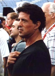 Author photo. Sylvester Stallone in 2000. Photo © Tiberius B
