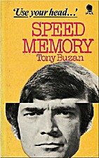 Speed Memory by Tony Buzan