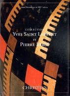 Collection Yves Saint Laurent et Pierre…