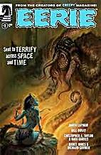 Eerie Comics #1 by Daniel Lapham
