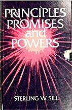 Principles, promises, and powers by Sterling…