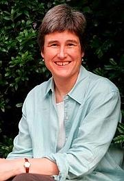 Author photo. Hilary French
