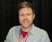 """Author photo. Scott Campbell. Photo by """"5of7"""" (flickr)."""