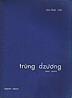 Trung Dzuong for Piano by Ton-That Tiet