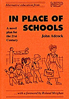 In place of schools : a novel plan for the…