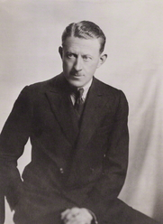 Author photo. Roland Pertwee in the 1920s [unknown photographer; source: National Portrait Gallery, London]