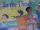 In the Diner by Christine Loomis
