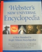 Webster's Universal Encyclopedia by Rh Value…