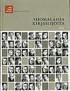 Suomalaisia kirjailijoita by Juha Kohonen
