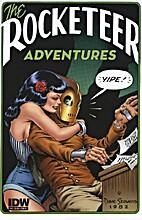 Rocketeer Adventures #4 (Dave Stevens Cover)…