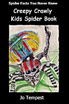 Creepy Crawly Kids Spider Book by Jo Tempest