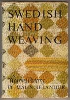 Swedish handweaving by Malin Selander
