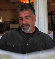 Author photo. P.J. McConnell