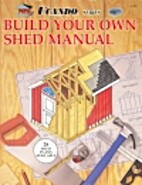 Ucando Series: Build Your Own Shed Manual by…