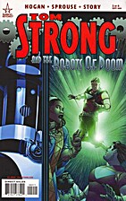 Tom Strong and the Robots of Doom # 2
