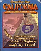 California Road Atlas and Driver's…