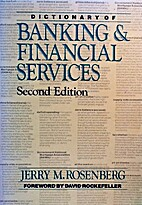 Dictionary of Banking and Financial Services…