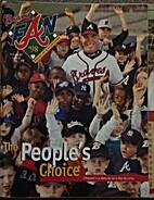 1998 Braves Fan Magazine, Volume 33, Issue 2…
