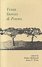 Texas stories & poems by Walter McDonald