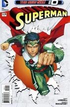 Superman, Vol. 3 # 0 by Scott Lobdell