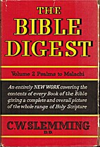 Bible Digest Volume Two: Old Testament…