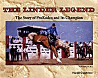 The Linder legend : the story of prorodeo…