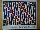 Javanese Batiks by Susan M. Arensberg