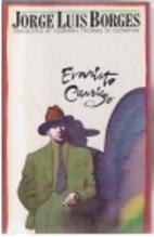 Evaristo Carriego by Jorge Luis Borges