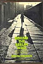 Behind the Berlin wall;: An encounter in…