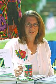 Author photo. Diana L. Driver