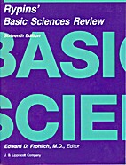 Rypins' Basic Sciences Review by Edward D.…
