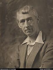 Author photo. Taken by Harold Cazneaux, 1931