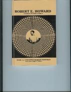 Robert E. Howard: Starmont Reader's…