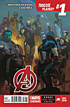 Avengers #24.Now by Jonathan Hickman