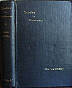 Studies in frankness by Charles Whibley