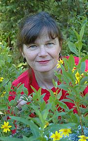 Author photo. Photo by Heidi Pettit