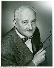 Author photo. Walter F. Friedman [credit: George C. Marshall Foundation]