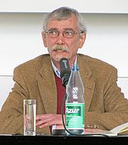 Author photo. Werner Soellner