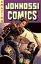 Johnossi Comics by Kim W. Andersson