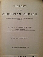 History of the Christian Church, from the…