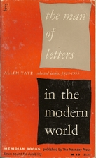The Man of Letters in the Modern World by…