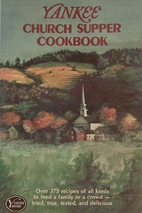 Yankee Church Supper Cookbook by Silitch