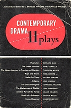 Contemporary Drama - 11 Plays by Ernest…