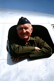 Author photo. Wikipedia (U.S. Dept of Defense Photo)