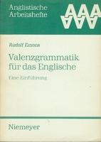 Valenzgrammatik für das Englische : eine…