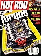 Hot Rod 2001-01 (January 2001) Vol. 54 No. 1