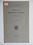 Report of the Inspector General to the…