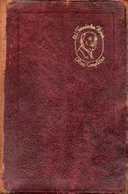 Obras completas, vol 1 by Wenceslao…