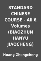 STANDARD CHINESE COURSE - All 6 Volumes…